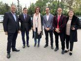 Isabel Franco apoya a la Asociación Internacional de Familiares y Afectados de Lipodistrofias