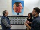 Inaugurada la exposición del pintor Antonio Carrasco Segura