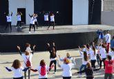 La quinta marcha torreña contra la violencia de género recauda cerca de 1.000 euros