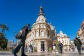 El Palacio Consistorial de Cartagena acoge la exposición Mito y Lógica