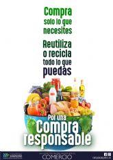 La concejalía de Comercio apuesta por el consumo responsable