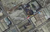 Corte de tráfico de vehículos en la Calle La Piña, en El Tapiado de Molina de Segura, a partir del miércoles 25 de noviembre, por obras de ordenación para el Recinto Ferial Municipal