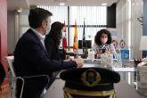 El Gobierno regional analiza la propuesta del Ayuntamiento de Fuente Álamo para la construcción del nuevo Centro Integral de Seguridad Ciudadana