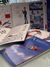 'San Javier, ciudad del aire' edita un  cuaderno de actividades sobre la Aviación y San Javier