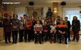 La Asociación de Amas de Casa de las Tres Avemarías celebró su tradicional comida de Navidad