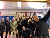 Murcia da las gracias a los 300 policías, bomberos y efectivos de protección Civil que permanecen de guardia en Navidad