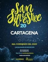 Del 26 al 31 de diciembre, la San Silvestre de Cartagena también tendrá su cita virtual