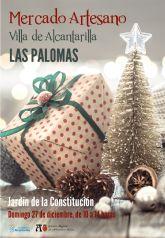 Mercado Artesano de Navidad, Villa de Alcantarilla Las Palomas