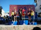 Doble podium para el CC Santa Eulalia en el arranque del circuito btt de Albacete 2016