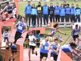 El Club Atletismo Alhama presente en el Campeonato Regional de Clubes