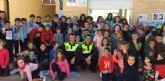 Un total de 330 escolares del CEIP 'Tierno Galván' participaron la semana pasada en el programa de Educación Vial