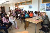 Los alumnos de 1° de ESO del IES 'La Florida' disfrutan de un cuentacuentos en francés gracias al Consulado galo