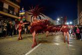 Las bases del Carnaval 2018 de Mazarrón recogen 8.150 euros en premios