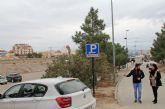 El Ayuntamiento de Puerto Lumbreras habilita una nueva zona de aparcamiento junto al mercado semanal