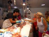 El proyecto 'Pescados con Arte' Columbares llega a San Pedro del Pinatar con jornadas informativas, teatro y demostraciones gastronómicas