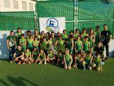 El Club Natación Ciudad de Murcia-Los Olivos presenta a su equipo y la nueva equipación de Triatlón, sección de reciente integración al club deportivo