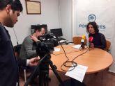 El PP denuncia que el Ayuntamiento de Molina de Segura sea el único de la Región que haya suprimido el servicio de Ventanilla Única