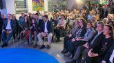 López Miras: 'José Ángel Alfonso representa el cambio que necesita Molina para impulsar el desarrollo económico y el empleo en el municipio'