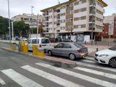 El uso de los aparcamientos disuasorios se duplicó durante el día de ayer