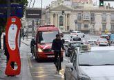 El transporte público urbano registró ayer cerca de 29.000 viajeros más con respecto al pasado viernes
