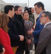 El Alcalde se reúne con el Presidente del Gobierno