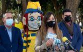 Más de 45.000 escolares estrenarán mascarillas reutilizables con mensajes sobre el cuidado del medio ambiente