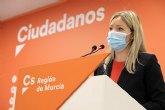 Ciudadanos destaca la valoración positiva de la gestión de la pandemia por parte del Gobierno regional de coalición en el CEMOP