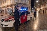 La Policía Local de Cartagena registra más de 130 denuncias por incumplimiento de las medidas Covid durante el fin de semana