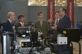 HIMOINSA cede un motor industrial a la UPCT para formar a los estudiantes