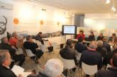La Alcaldesa se reúne con asociaciones y colectivos del municipio para analizar el documento de avance del Plan General Municipal de Ordenación Urbana