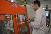 Alumnos del instituto Politécnico fabrican las piezas de los equipos de competición de la Universidad Politécnica