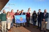 Miguel Madrid llevará la bandera de San Javier al Everest