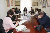 El consultor franc�s G�rard Andr� visita Alhama para conocer su riqueza termal