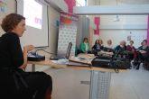 Las mujeres de la asociación 'Isabel González' torreña ya saben más de ginecología y obstreticia