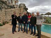 La Consejer�a visita los recursos ecotur�sticos de Sierra Espuña para impulsar su promoci�n como destino sostenible