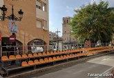 Se amplía el aforo de las gradas para ver esta tarde el carnaval de Totana