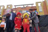 Los carnavales empezaron ayer con el infantil y mañana  domingo será el gran desfile