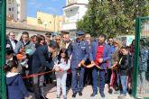 Abrieron las puertas al público del rehabilitado Parque de Aviación en Alcantarilla