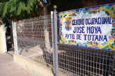 Autoridades municipales se reúnen con padres y madres de los usuarios del Centro de Día para Personas con Discapacidad Intelectual 'José Moyá'