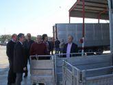 Puerto Lumbreras reabre el centro de limpieza y desinfección de vehículos de transporte animal