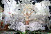 Arranca el Carnaval en Cartagena entre máscaras, disfraces y mucho color y humor
