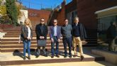El jurado de los Premios de Calidad en la Edificaci�n realiza su primera ronda de visitas a inmuebles de San Pedro del Pinatar, Cartagena, Lorca, Murcia y Alhama