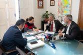 Redexis presenta a la alcaldesa de Cartagena su ´proyecto piloto´ de energía solar fotovoltaica para los ciudadanos