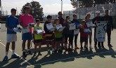 "Entrega de premios del XIX Open Promesas de Tenis ""Ciudad de Totana"""