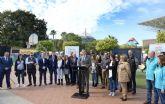 Murcia muestra su compromiso social con la VI Marcha solidaria en familia de las AMPAs