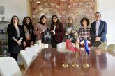 La UMU recibe a las estudiantes marroquíes del programa ´Generaciones Jóvenes como Agentes de Cambio´