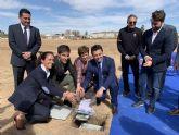 Comienzan las obras de construcción de un campo de fútbol en la Facultad de Ciencias del Deporte