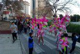 Los vecinos de Villalba celebran una Jornada comunitaria de Carnaval