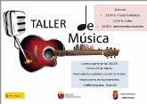 Campos del Río acoge un taller de Música