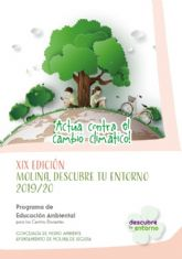 El Ayuntamiento de Molina de Segura pone en marcha la decimonovena edición del Programa de Educación Ambiental Molina, Descubre tu entorno